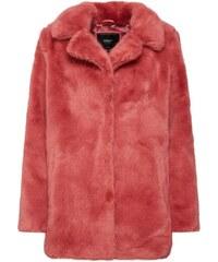 Zářivě růžové dámské kabáty - Glami.cz 7fdce5b15ac
