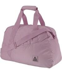 df14752a883 Reebok Světle fialová sportovní taška Women´s Foundation Grip Duffle