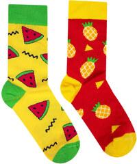 155b42fc196 Ponožky Hesty Socks Meloun   Ananas