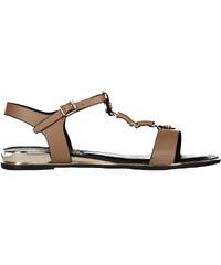 Sandály dámské Vices 4152 KHAKI 9cd21248ee