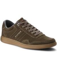 Tommy Hilfiger Pánské tenisky Essential Flag Detail Sneaker ... 0194974078d