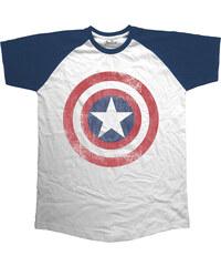Marvel Captain America tričko - Štít 858b032164