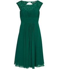 5a20b4503fb4 Heine Kokteilové šaty Zelená