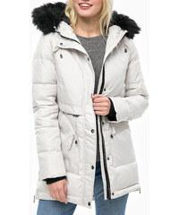 c82830741 Biele Dámske bundy a kabáty z obchodu Mode.cz - Glami.sk