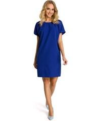 44bcdfbb5f78 Kráľovské modré šaty Moe 337