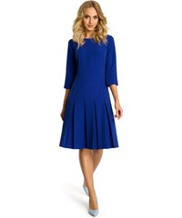ebd7691c44e4 Kráľovské modré šaty Moe 336