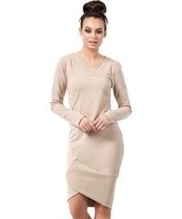 a9f3c947ef4b BE wear Béžové šaty B007