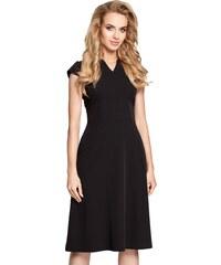 561f28cf66b5 Čierne šaty Moe 312