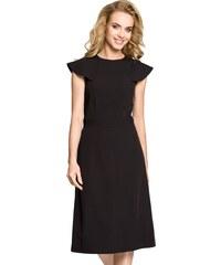 Čierne šaty Moe311 89e3aeb1694