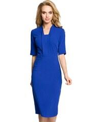 82caf2cea355 Modré šaty Moe 310