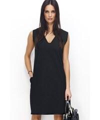 fd3667679012 Čierne šaty Numinou 86
