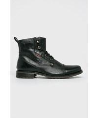 Pánské podzimní boty  70e29bc87e