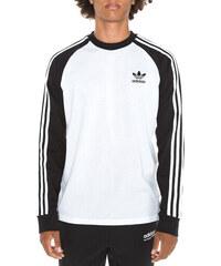 Férfi adidas Originals 3-Stripes Póló Fekete Fehér 05ecf9a762
