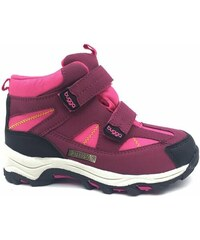 Bugga Dívčí zimní boty - růžové 78150af45e