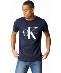 c7b8fb68da Pánské tričko Calvin Klein Jeans - blue