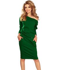 502f56810723 Športové šaty dámske Numoco 189 3 Green
