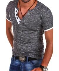 Pánské tričko Behype Buttons model BS-544 be218facff