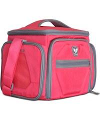 Ételhordó táska The Shield Pink - Fitmark 5ef829c8f1