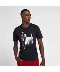 Pánské tričko Air Jordan Air Photo T-shirt Black 634bf944134