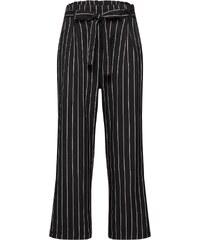 SISTERS POINT Kalhoty krémová   černá c759e8ea80