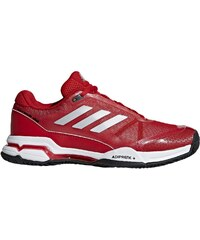 adidas Performance barricade club clay SCARLE MSILVE FTWWHT 8653ffe059