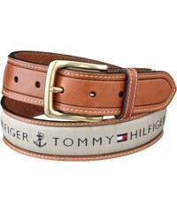 9561402b5a0 Tommy Hilfiger kožený pásek Ribbon Inlay wht