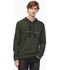 Calvin Klein pánské mikina hoodie s kapucí 41H5891 248e8d7d69