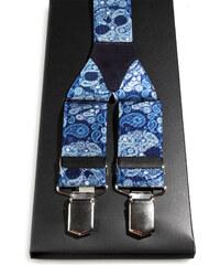 Pánské šle Lloyd - tmavě modré aef73b2130