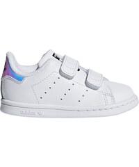 Detské tenisky adidas Originals STAN SMITH CF I (Strieborná   Biela) ee6228bab4c