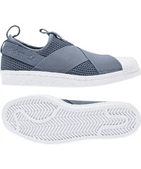 Dámske tenisky adidas Originals Superstar Slip On W (Šedá   Biela) 5f7d05df279