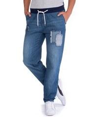 55394713d77 SAM 73 Dámské kalhoty LPAM317 680SM - Stonewash