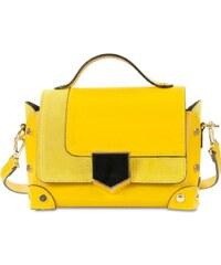 0aa4e24b874 Žlutá kožená kabelka Infinitif Chelsea