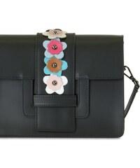14e277c5ed6 Černá kožená kabelka Infinitif Rosie