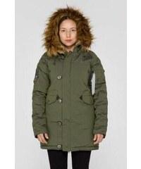 Alpha Industries Winter Jacket Green Explorer Women S 001d8bd56e