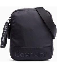 Calvin Klein čierna pánska crossbody taška Shadow Mini Reporter c87452448a0