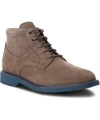Kotníková obuv GEOX - U Rhadalf C U845HC 00023 C6024 Dk Coffee ... 64a6af7266