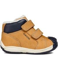 Geox hnědé dětské oblečení a obuv - Glami.cz 0276b8ddc1
