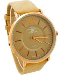 Dámské hodinky John Minde béžové 738D 84ed59d4fde