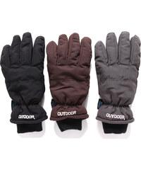 NICKEL SPORTSWEAR Zimní nepromokavé rukavice  Outdoor  83082a8a36