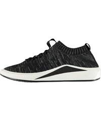 50b53f64bb boty Tapout Knitted Runners pánské Black
