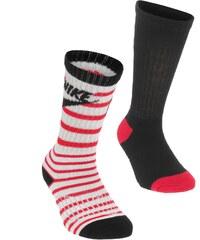 Ponožky Nike 2 Pack Crew Socks Kids f98f334542