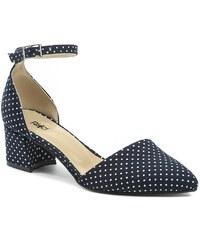 Ricci shoes Ricci 18052 modrá dámská letní obuv 9badad27bc