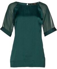 Zelené dámské halenky a košile s krátkým rukávem - Glami.cz 1c39acd55e