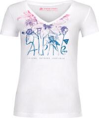 213c9476ed8 Dámké triko Alpine Pro HALONA 3 - bílá
