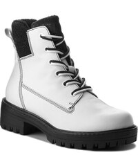 Bakancs TAMARIS - 1-25214-21 White Black 125 2109090697