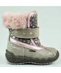 Primigi Dívčí zimní boty - šedé 8d75373aa6