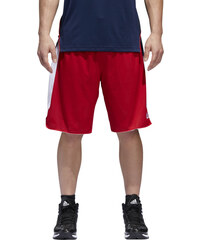 Pánské šortky adidas Performance Rev Crzy Exp Sh (Tmavě červená   Bílá) 14e1c276a9