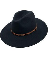 18a82724380 Tonak Fedora Animal Strap černá (Q9030) 55 53365 17AB
