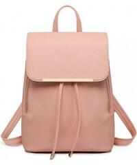 3330e673790 Dámský pastelově růžový batoh Beate 1669