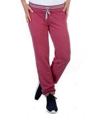 SAM 73 Dámské kalhoty LPAL267 454SM - růžová tmavá 52e3c63727